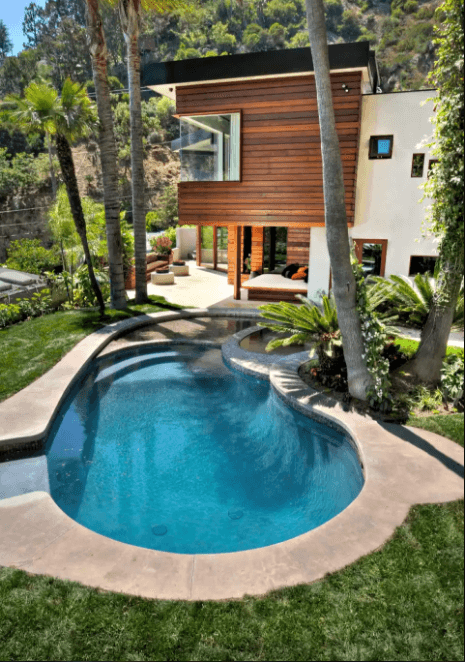 House Swimming Pool Design Small House Amazing Designs Ideas For Beautiful Pools B Full