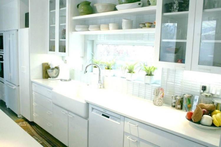 Top Glass Tile Kitchen Backsplash Stylish Glass Tile Kitchen Backsplash