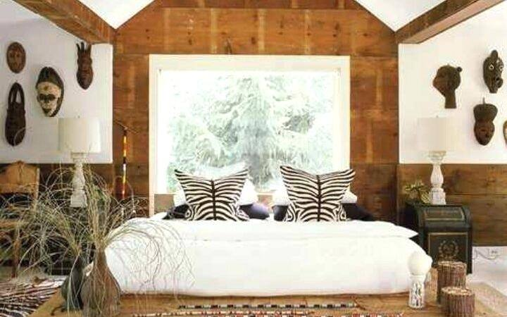 African Inspired Living Room Decorating Home Decor Ideas New Best Interior