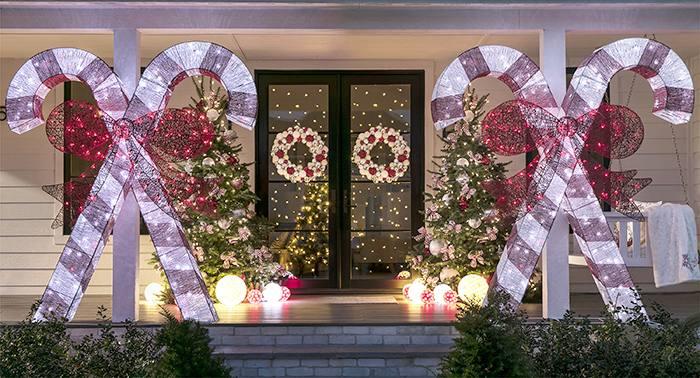 front door christmas decorations ideas front porch decor ideas 8 front door christmas  decorating ideas hgtv
