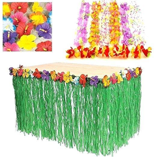 diy luau decorations flamingo
