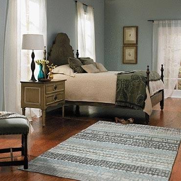 Karastan's Sovereign Anastasia area rug collection reimagines a