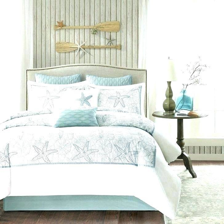 Seaside Bedroom Decorating Ideas