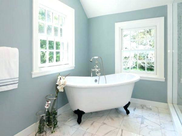 bathroom wall paint colors blue ideas awesome small color schemes 2018
