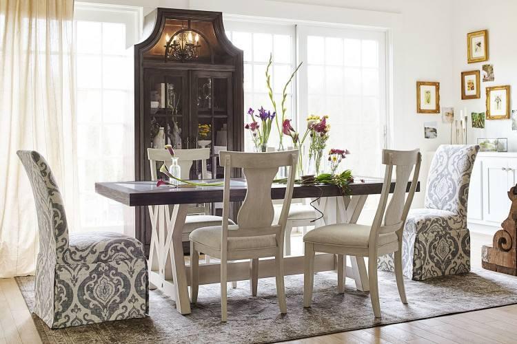 Sunny Designs LancasterTrestle Table
