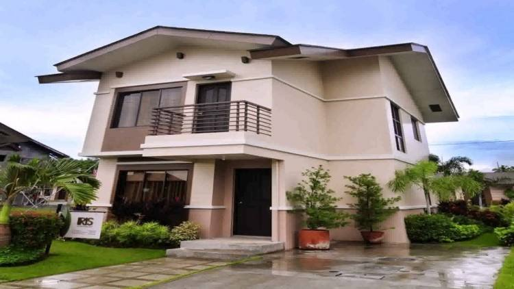 House Designs in the Philippines in Iloilo at near Erecre Arrange Realty