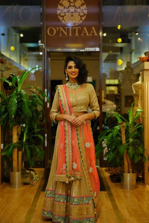 You can likewise check some different styles of Pakistani Wedding Dresses