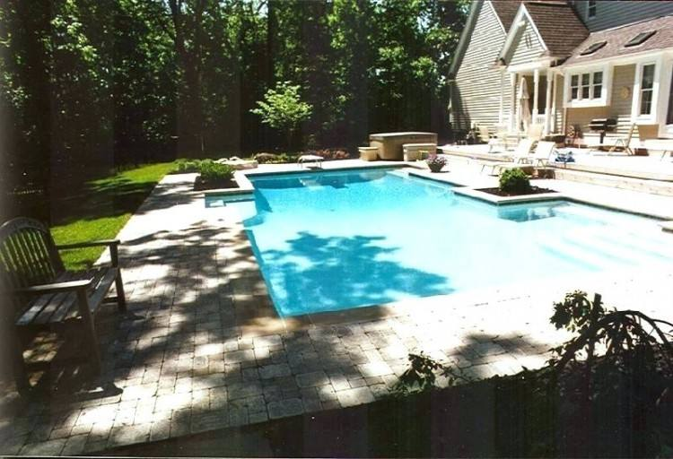 simple pool designs in ground for small yards backyard on basic swimming  design