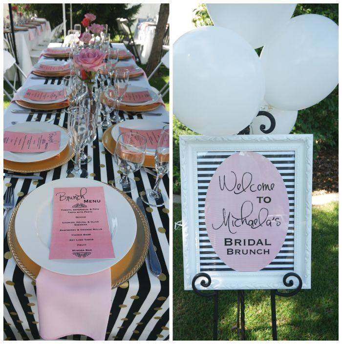 Full Size of Pink And Gold Table Ideas Black White Decorations Decoration Mini Diaper Cupcake Centerpieces