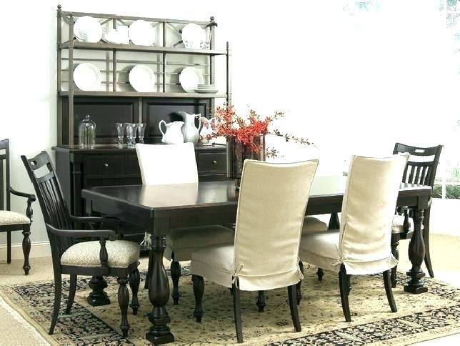 Custom made Dining Chair Covers with or without arms