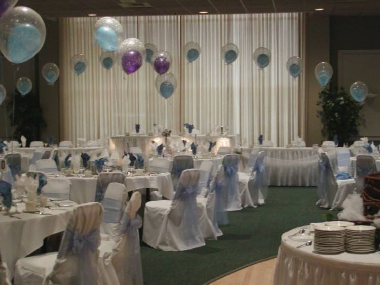 A dazzling wedding at The Slate starts with beautiful wedding decoration
