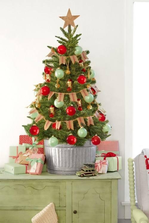 A little Christmas tree