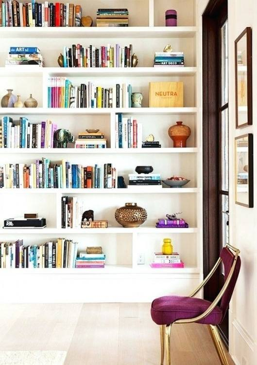 living room bookshelf decorating  ideas