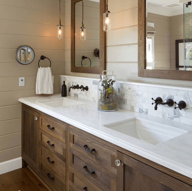 Bathroom Vanities White Vanity Ideas Inch Modern Double Sink With Tops  Lowes 30