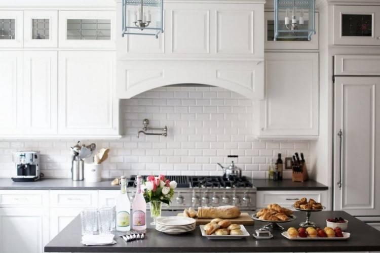 easy kitchen backsplash inexpensive kitchen ideas